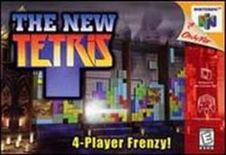 New Tetris, The (USA) Box Scan